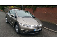 2007 Honda Civic SE IVTEC full leather interior 5 doors heated seats