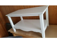 Romantic Coffee Table - White