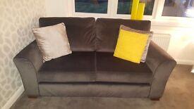 Next two seater sofas