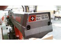 DeWalt saw - model 1370 3 phase