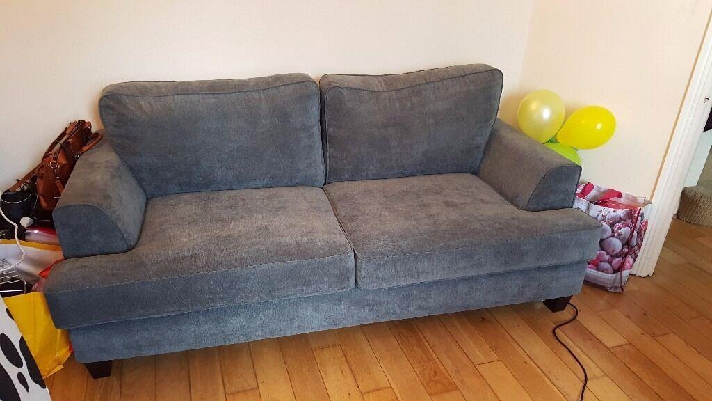 Cavendish Camden 3 Seater Fabric Sofa