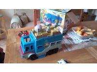 Ben 10 Rustbucket Truck Playset