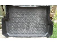 Ford Mondeo Heavy Duty Rubber Boot Liner Tray