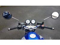 HONDA HORNET 600 1998 the original hornet with the fireblade wheels and 95bhp