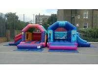 Bouncy castle hire london