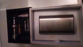 A brand new eleaf e cigarette in the box