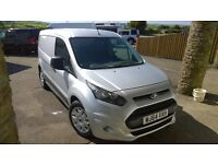 ford transit connect 240 l.w.b., 2014-64-plate, 1600 cc turbo diesel,69,000 mile