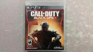Call of Duty Black Ops III PS3 Game