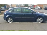 2006 Ford Focus diesel MOT till June 2017 full service history