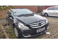 2007 Mercedes R Class 320 CDI Sport Diesel Auto 4x4 126000 miles 7g tronic 6 seater NOT 7 seater mpv
