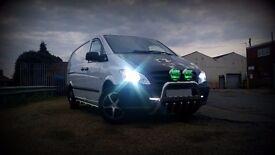 Mercedes-Benz Vito 2.1 110CDI Compact Panel Van 6dr NO VAT