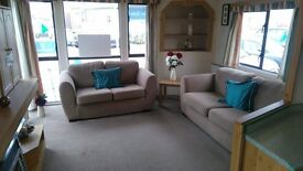 cheap static caravan for sale,ocean edge holiday park,north west,path way to the lake district,sale!