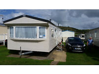 REDUCED 2007 35f tx 12ft Static caravan 8 berth at carmarthen bay Kidwelly Park Resorts