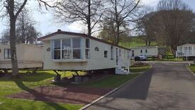 BARGAIN STATIC CARAVAN FOR SALE SITE FEES FROM ONLY £2444 IN STANHOPE, WEARDALE, CO DURHAM