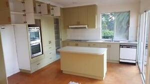 Whole Kitchen and Various Built Ins Clean and Ready To GO Castlecrag Willoughby Area Preview