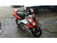 Aprilia sr50 r 2012 50cc