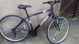 "Apollo code 18"" bike for sale"