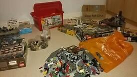 Huge lego lot