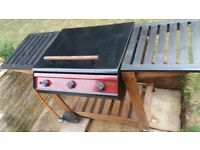 Outback Barcelona 3 burner gas bbq
