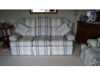 Pair of Marks & Spencer 3 seater sofas **NEED GONE ASAP**
