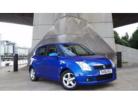 2006 56 SUZUKI SWIFT 1.5 VVTS GLX BLUE 5DR(CHEAPER PART EX WELCOME)