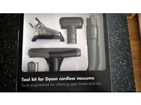 Dyson Vacuum Cleaner Cordless tool kit