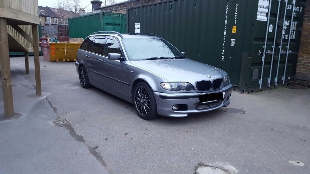 bmw e46 330d touring top spec in stratford london gumtree. Black Bedroom Furniture Sets. Home Design Ideas