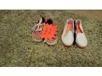 Size 8 girls shoes