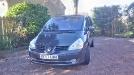 Renault Grand Espace, great family car with 7 full size seats