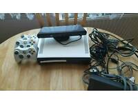 Xbox 360 with kinect & games