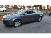 Audi A4 2007/57 2.0 TDI SE Grey, High Spec Interior, fully loaded , regretful sale