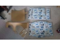 Stokke Tripp Trapp Baby Set and Cushions (1 of 2)