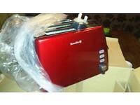 Breville Toaster (red-4slice)