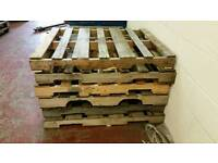 Wanted yankee style pallets