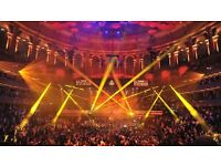 2 x PETE TONGS IBIZA PROMS BIRMINGHAM