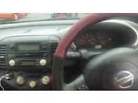 Nissan micra 2004 reg
