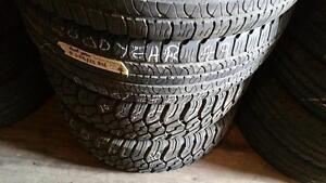 Set of two 245 75 16 tires for sale