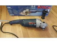 bosch gws 22-230h 9 professional angle grinder 240v