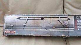 Citroen XM original roof rack bars