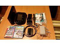 Nintendo Wii U 32GB + extras