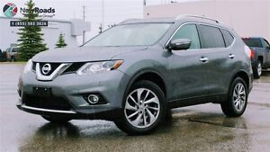 2015 Nissan Rogue SL, LEATHER, ROOF, NAV, NO ACCIDENT