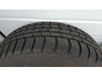 """16"""" DEZENT Alloy Wheels and Winter Tyres - VOLVO or Jaguar"""