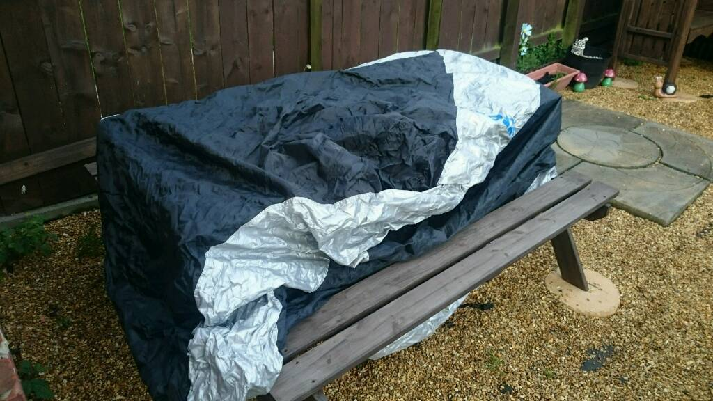 Oxford motorcycle cover