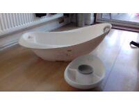 Winnie the Pooh Baby Bath and Wash Bowl
