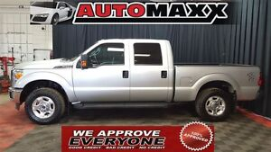 2014 Ford F-250 XLT Crew Cab 4x4! APPLY NOW DRIVE NOW!