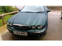 Jaguar xtype diesel se 2004