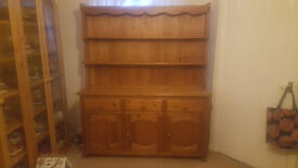 Solid Pine Cupboard for sale