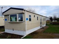 3 Bedroom Caravan to Rent at Patrington Haven on East Coast 10% discount book now