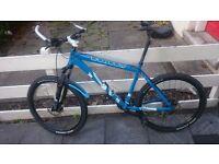 SARACEN MANTRA RRP 579£ mountain bike magnificent adults bike