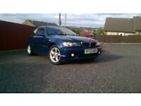04 BMW 318CI FACELIFT COUPE FSH BARGAIN!!